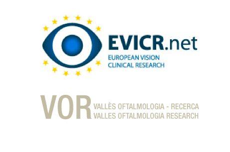 Logo EVICR y VOR
