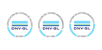 Sellos ISO DNV-GL