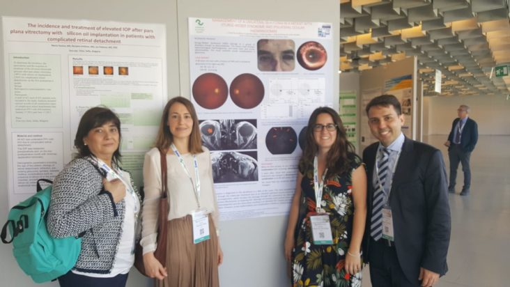Congreso European Glaucoma Society 2018